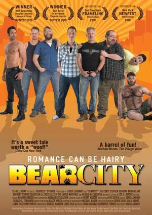 Poster BEARCITY