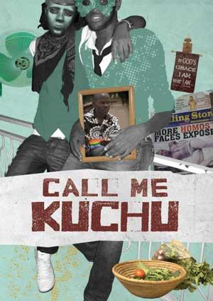 Poster CALL ME KUCHU