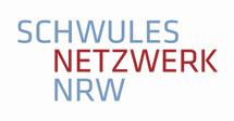 Logo Schwules Netzwerk NRW e.V.