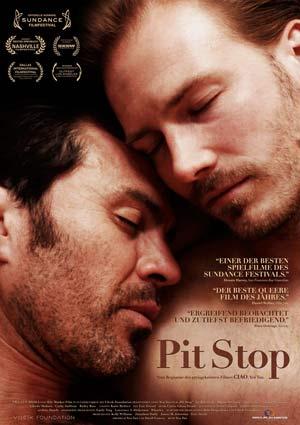Film Poster PIT STOP von Yen Tan