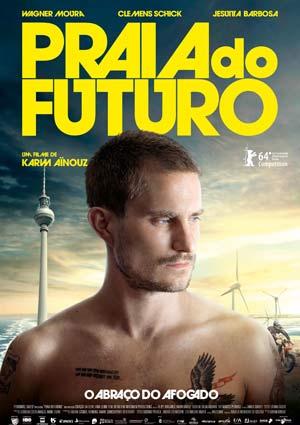 Poster PRAIA DO FUTURO von Karim Aïnouz