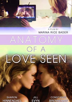 Poster ANATOMY OF A LOVE SEEN