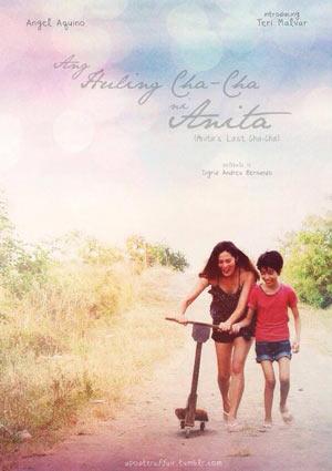 Filmposter ANITA'S LAST CHA CHA, Ang Huling Cha-Cha Ni Anita, Film von Sigrid Andrea P. Bernardo
