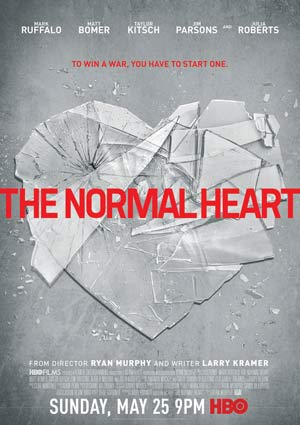 Poster The Normal Heart