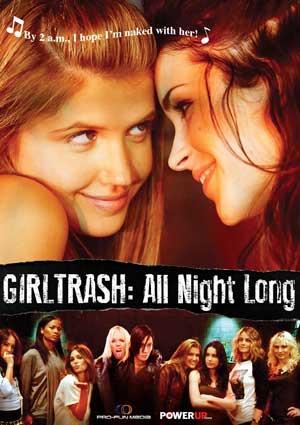 Poster GIRLTRASH: ALL NIGHT LONG