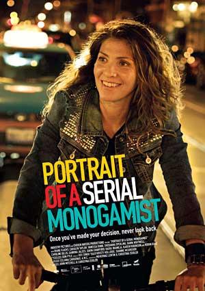 Film Poster PORTRAIT OF A SERIAL MONOGAMIST von John Mitchell & Christina Zeidler