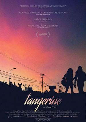 Poster TANGERINE L.A. von Sean Baker