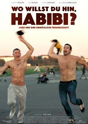 Poster WO WILLST DU HIN, HABIBI?