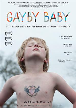 Poster GAYBY BABY von Maya Newell