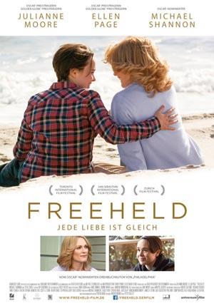 Poster Freeheld: Jede Liebe ist gleich