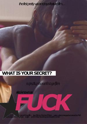 Film Poster A.K.A. FUCK von Pretty Vacant Boys