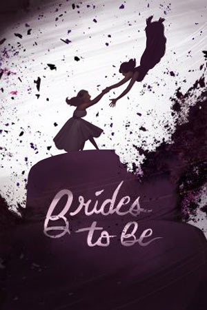 Film Poster BRIDES TO BE von Kris & Lindy Boustedt