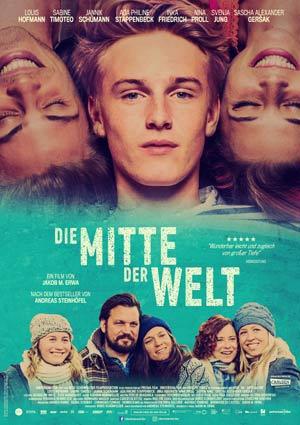 Film Poster DIE MITTE DER WELT (Vorpremiere, Dortmunder Abschlussfilm) von Jakob M. Erwa