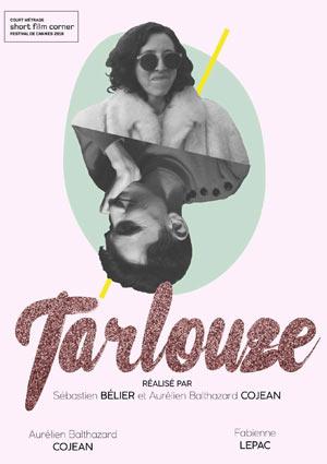 Film Poster FAGGOT - TARLOUZE von Sébastien Bélier & Aurelien Balthazard Cojean, Publikumspreis-Gewinner, audience award winner Chromie 2016
