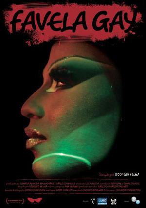 Film Poster FAVELA GAY (NRW-Premiere) von Rodrigo Felha