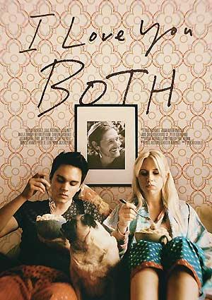 Film Poster I LOVE YOU BOTH (Europa-Premiere) von Doug Archibald