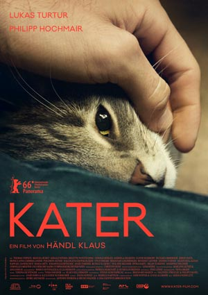 Film Poster KATER (NRW-Premiere) von Händl Klaus