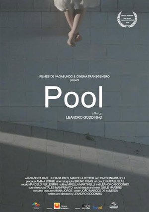 Film Poster POOL – PISCINA von Leandro Goddinho