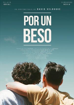 Film Poster POR UN BESO - FÜR EINEN KUSS von David Velduque
