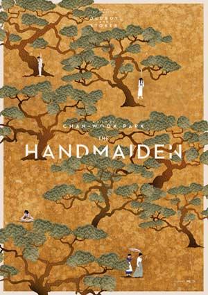 Film Poster THE HANDMAIDEN von Park Chan-wook