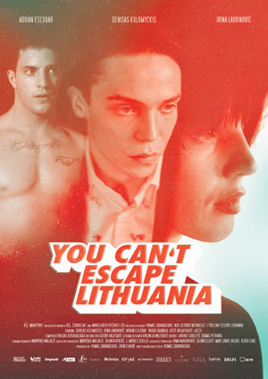Film Poster YOU CAN'T ESCAPE LITHUANIA (Europa-Premiere + Gast) von Romas Zabarauskas