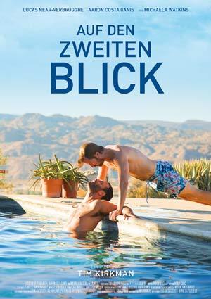 Film Still AUF DEN ZWEITEN BLICK – LAZY EYE von Tim Kirkman mit Lucas Near-Verbrugghe und Aaron Costa Ganis