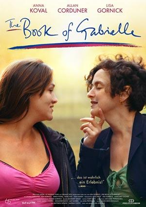 Film Still THE BOOK OF GABRIELLE von Lisa Gornick; mit Lisa Gornick, Allan Corduner und Anna Koval