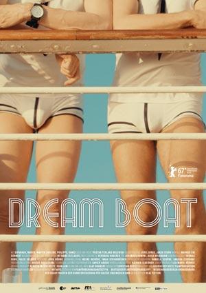 Film Still DREAM BOAT von Tristan Ferland Milewski; Berlinale-Dokumentarfilm über eine schwule Kreuzfahrt