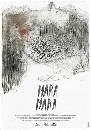 Film Poster MARA MARA von David Aguilar Iñigo