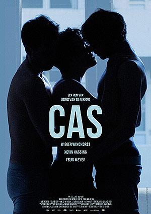 Film Poster CAS von Joris van den Berg mit Kevin Hassing, Wieger Windhorst und Felix Meyer