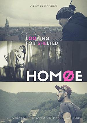 Film Still HOMØE: AUF DER SUCHE NACH GEBORGENHEIT von Bin Chen über drei LSBT-Flüchtlinge in Deutschland