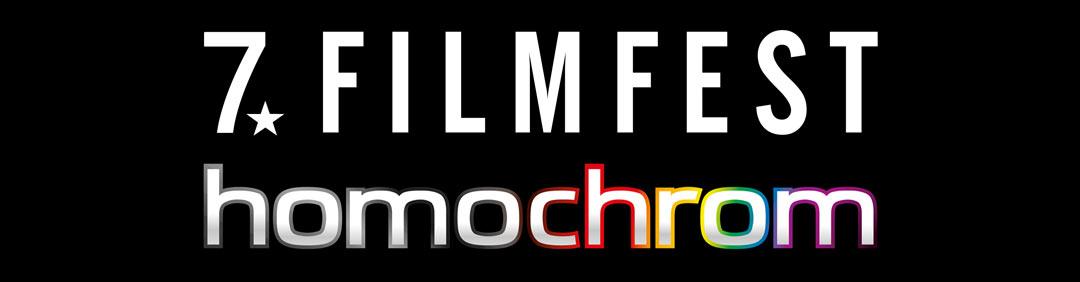 Logo Banner 7. Filmfest homochrom in Köln und Dortmund