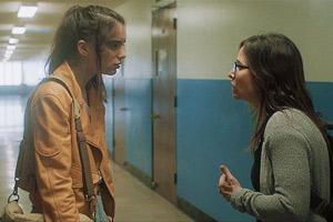 Film Still FIRST GIRL I LOVED von Kerem Sanga mit Brianna Hildebrand (