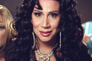 Thirsty Burlington alias Scott Townsend, Drag-Performer und Cher-Imitator aus Provincetown, dessen Leben im Film THIRSTY erzählt wird