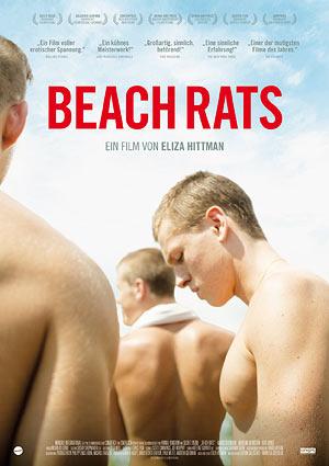 Film Poster BEACH RATS von Regisseurin Eliza Hittman; Sundance-Gewinner mit Harris Dickinson