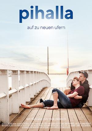 Film Poster PIHALLA – SCREWED – AUF ZU NEUEN UFERN von Regisseur Nils-Erik Ekblom