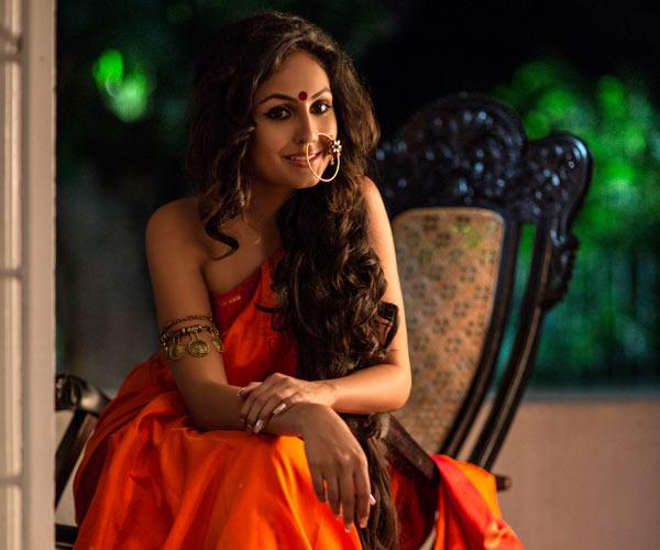 Porträt des Filmgastes Archana Taide Sharma, Indien