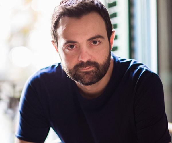 Porträt des Filmgastes Gustavo Sánchez, Spanien