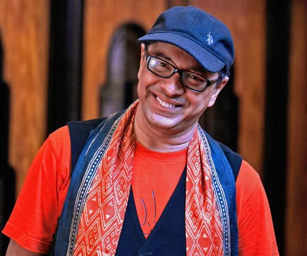 Porträt des Filmgastes Sridhar Rangayan, Indien