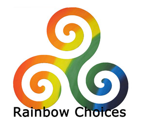 Logo Rainbow Choices