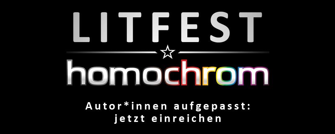Litfest homochrom Einreichung