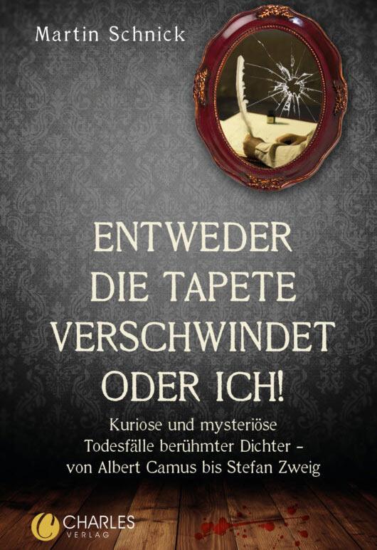 Entweder die Tapete verschwindet oder ich! © Charles Verlag