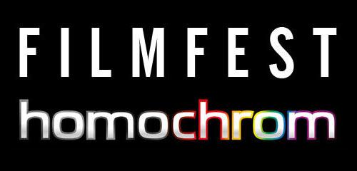 Logo Filmfest homochrom