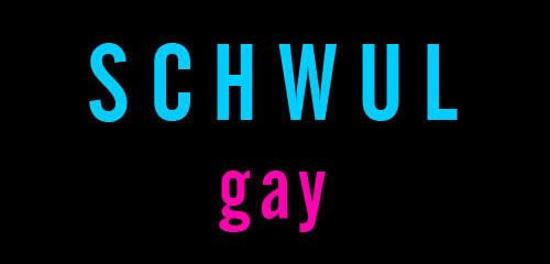 Filmreihe homochrom schwul - gay, männlich - male